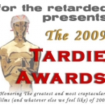 "Chad's ""Fuck the Oscars"" for 2009"