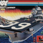 G.I. Joe's U.S.S. Flagg: The Greatest Toy of All Time!